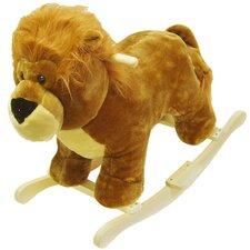 Lion Plush Rocking Animal