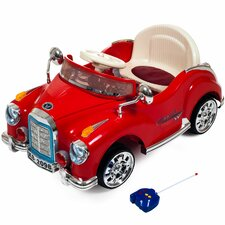 Cruisin' Coupe 6V Battery Operated Car with Remote