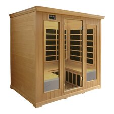 Luxury Series 4 Person Carbon FAR Infrared Sauna