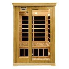 Luxury Series 2 Person Carbon FAR Infrared Sauna