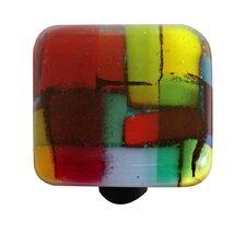 Artist Mosaic Square Knob