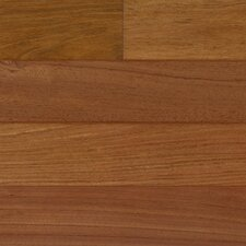 "5"" Engineered Brazilian Cherry Hardwood Flooring in Natural"