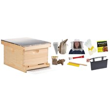 Little Giant 10-Frame Beginner Beehive Kit