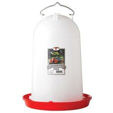 Hanging Poultry Waterer - 3 Gallon