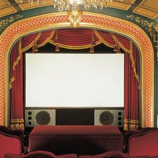 Cineperm Grey Projection Screen