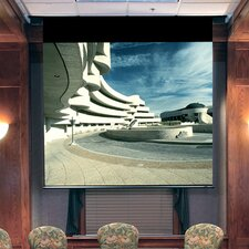 Envoy Contrast Grey Electric Projection Screen