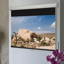 Luma 2 Contrast White Electric Projection Screen