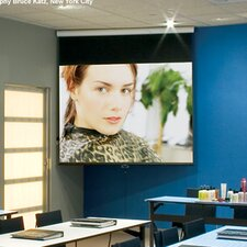 Luma Argent White Manual Projection Screen
