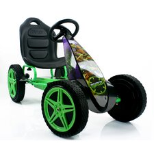 Teenage Mutant Ninja Turtles' Pedal Ride-On Kart