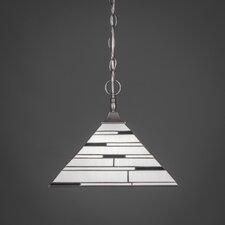 1 Light Chain Pendant