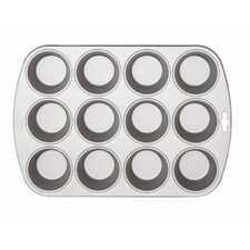 Homebake Non-Stick 12-Cup Cake Muffin Pan