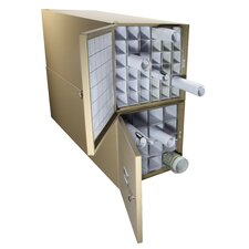 Stackable Roll File Filing Box