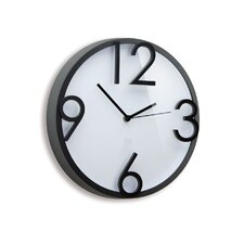 "12.5"" Time Off Wall Clock"