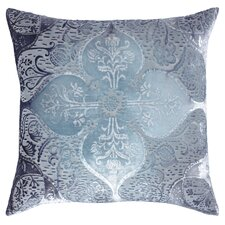 Persian Velvet Throw Pillow