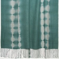 Shibori Tye-Dye 2-Ply Throw Blanket