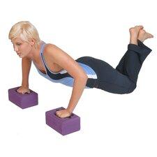 HD Foam Exercise Block Set