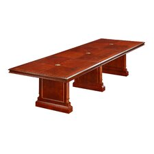 Keswick Expandable Rectangular Conference Table