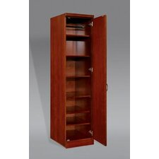 "Belmont Right Hand Facing Single Door 78"" Barrister Bookcase"