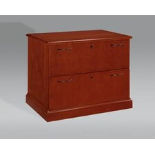 "Belmont 36"" W x 24"" D 2-Drawer  File Cabinet"