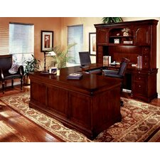 Rue De Lyon U-Shape Desk Office Suite