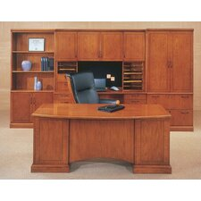 Belmont 5-Piece Standard Desk Office Suite