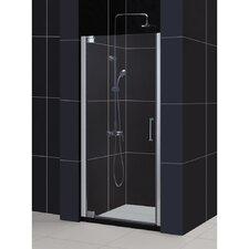 """Elegance 72"""" x 37.75"""" Pivot Frameless Shower Door"""