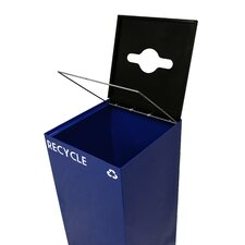 Geocube Recycling Container Retainer Band