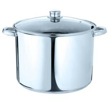 Pure Intentions Stock Pot with Lid
