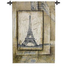 Passport to Eiffel Tapestry