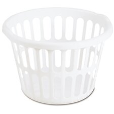 1.5 Bushel Round Laundry Basket (Set of 6)