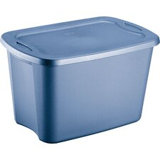 10 Gallon Storage Tote Box (Set of 9)