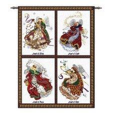 Celestial Angel Tapestry