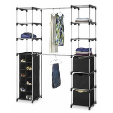 Deep Double Rod Organizer