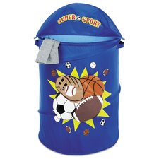 Super Sport Collapsible Hamper