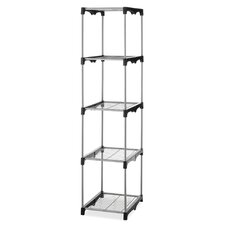 5 Tier Shelf Tower