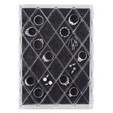 40 Section Diamond Accessory Tray