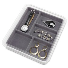 5 Section Stacking Accessory Tray