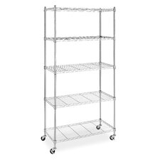 "Supreme 60"" 5 Shelf Shelving Unit"