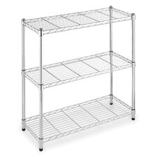 Supreme Wide 3 Shelf Shelving Unit Starter