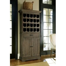 Berkeley 20 Bottle Tall Wine Cabinet