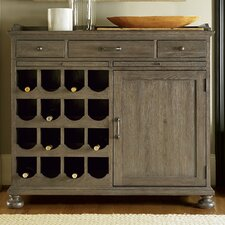 Berkeley 3 16 Bottle Wine Cabinet