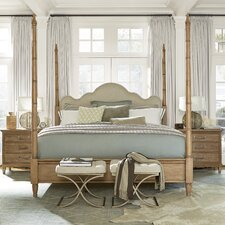 Moderne Muse Panel Customizable Bedroom Set