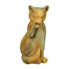 Animals Gatto Cat Statue
