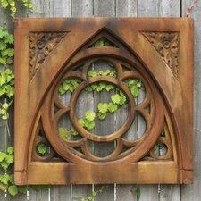 Religious Oak Leaf Tracery Wall Decor