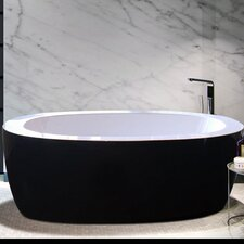 "Purescape 68.7"" x 32.7"" Bathtub"