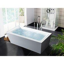 """PureScape 71"""" x 34"""" Soaking Bathtub"""