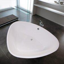 "PureScape 74"" x 59"" Freestanding Acrylic Bathtub"
