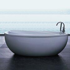 PureScape 316 Freestanding Acrylic Bathtub