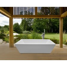 PureScape 026 Freestanding Acrylic Bathtub