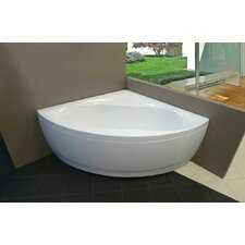 "Olivia 55"" x 55"" Soaking Bathtub"